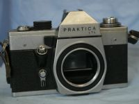 * 42MM * Praktica LTL M42 SLR Camera £4.99